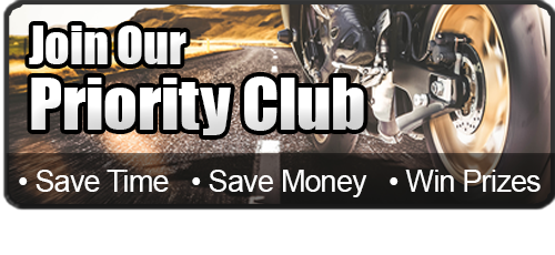 Motorcycle Service Priority Club